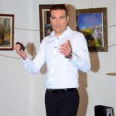 Psiholog și consultant în psihoterapie Cristian Pâncă